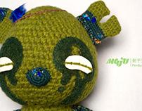 MOJU 射手寶寶 / MOJU Knitting Dolls