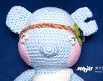 MOJU 處女寶寶 / MOJU Knitting Dolls