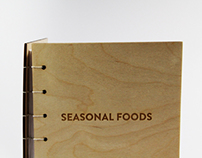 Seasonal Foods Book