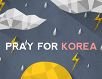 Pray for Korea