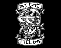 ride till die