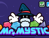 Mr. Mystic (working title) - iPhone Defense Game