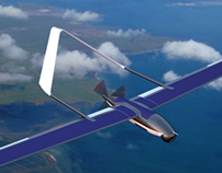 long endurance solar multi-purpose uav