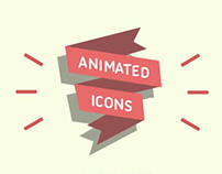Animated Icons Exercise