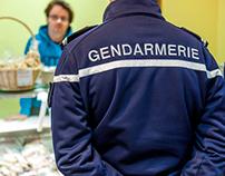 Ronde de prévention de gendarmes | 2013