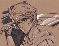 manga practice