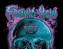 T-Shirt design for Freund Hein
