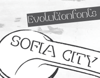 Sofia City Typeface