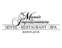 Logo re-work | Le Manoir des Impressionnistes