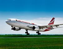 Air Mauritius Global brand identity and branding