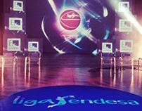 Lanzamiento Liga Endsa / ACB