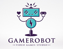 Game Robot (On Sale Logo)
