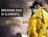 Breaking Bad UI Elements