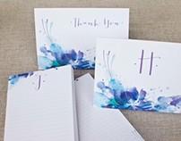 Personal Stationery: Jaime Harvey
