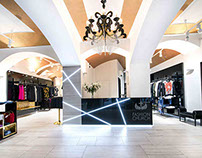 LUXURY FASHION STORE IN PRAGUE ŽELEZNÁ 5