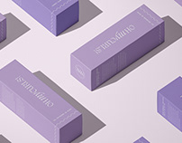 Oh My Curls!   Branding and packaging project