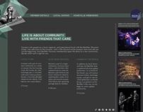 Bechtler Harmony: Website
