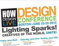 How Design Live: Design Conference 2012