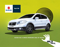 Suzuki S Cross - Sponsorship Idents