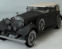 Cinema 4D Model