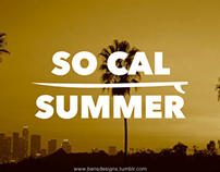 So Cal Summer - Clothing Line