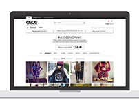 ASOS As Seen On Me