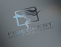 FireCrest Multicoating - Logo Design