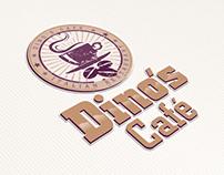 Dino's Café Italian Restaurant Rebranding