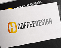 My own CoffeeDesign firm logo