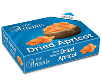 dried apricot package