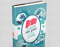 Brillo 100yr Anniversary Book Cover