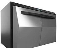 ZAFIO - Dishwasher Concept
