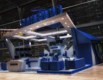Samsung Booth Cairo iCT