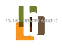 Benjamin Interactive Marketing, Logotype