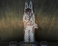 Easter Bunny - The Slave Master