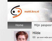 Matti - KRO forum