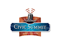 National Civic Summit, Logotype