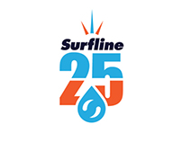 Surfline, Logotype