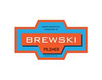 Brewski, Logotype