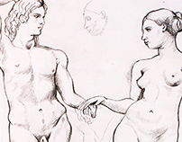 Master Study: Jean Auguste Dominique Ingres