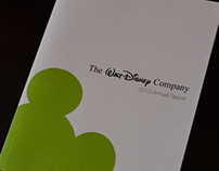 Disney Annual Report