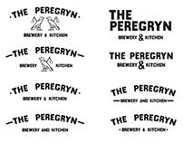 The Peregryn Brewery & Kitchen Branding