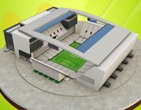 FIFA World Cup Brasil 2014 - Corinthians Stadium - 3D