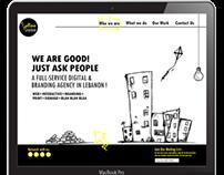 Yellow Jacket (webdesign)