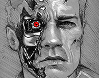 Terminator 2: T-800 - Arnold Schwarzenegger