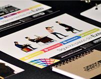 Campaña para la Licenciatura en Diseño Gráfico ITSON