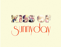 Personal calendar - Kiss of sunny day