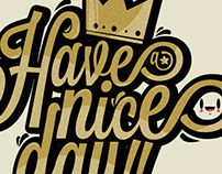 Poster - Have a Nice Day!!