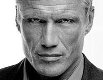 Dolph Lundgren - American actor