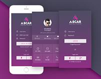Ascar mobile app